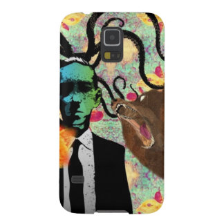 Trippy Frankenstein Art Case For Galaxy S5