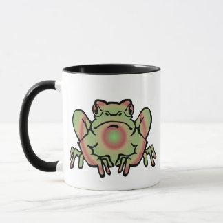 Trippy Frog Mug