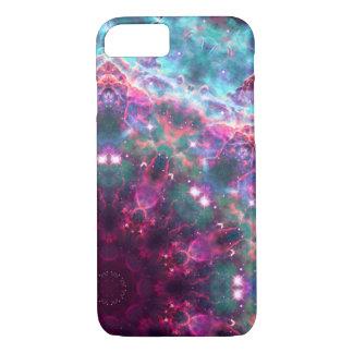 trippy galaxy iPhone 7 case