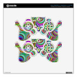 Trippy Hippie Decal For PS3 Controller