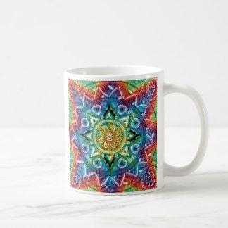 Trippy Mandala Coffee Mug