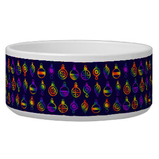 Trippy Ornaments Bowl