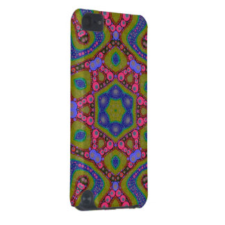 Trippy Psychedelic Abstract iPod Touch 5G Cover