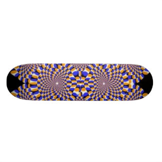 trippy skateboard