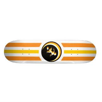 Trippy-Soccer-Guy-Skateboard Skateboard