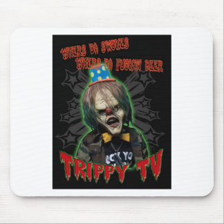 TRIPPY The Clown Merchandise Mouse Pad