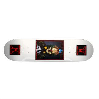 TRIPPY The clown skateboard