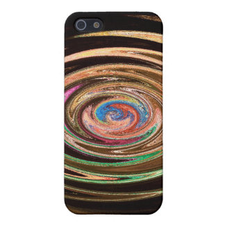 trippy train cover for iPhone SE/5/5s