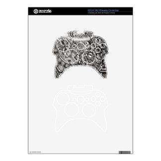 Trippy Xbox 360 Controller Skin