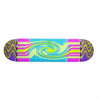 Trippy Z2 Skateboard Deck