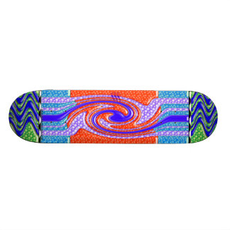 Trippy Z3 Skateboard Deck