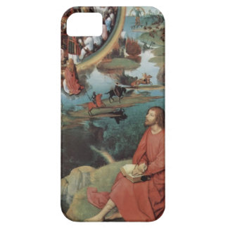 Tríptico de Hans Memling- de la boda mística iPhone 5 Case-Mate Carcasa