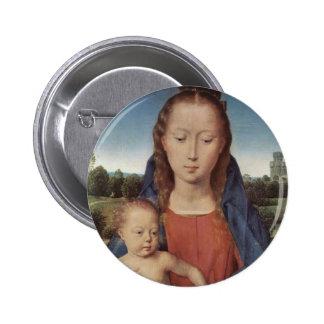 Tríptico de Hans Memling- Portinari (el panel cent Pin