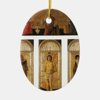 Tríptico de Jacopo Bellini- de St. Sebastian Adorno De Reyes