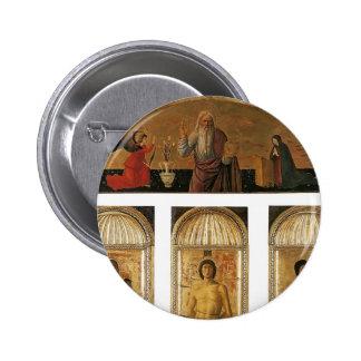 Tríptico de Jacopo Bellini- de St. Sebastian Pin