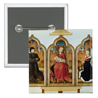 Tríptico de Jean de Witte, 1473 Pins