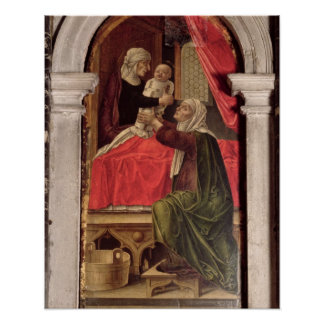 Tríptico de Madonna del Misericordia, 1473 Impresiones