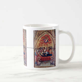 Tríptico del Cappella Delle Carceri Tazas De Café