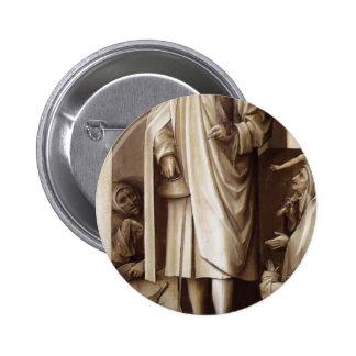 Tríptico del juicio pasado de Hieronymus Bosch Pin