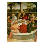 Tríptico, el panel izquierdo, Philipp Melanchthon Postal