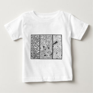 Triptych 01 baby T-Shirt