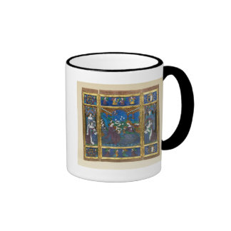 Triptych of Louis XII  and Anne de Bretagne Mugs