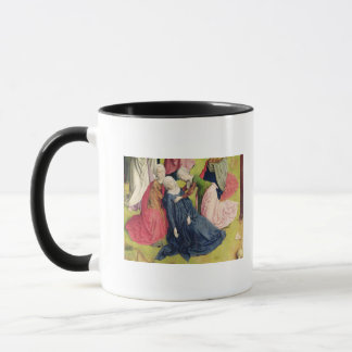 Triptych of the Crucifixion Mug