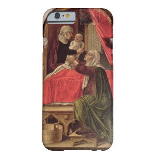 Triptych of the Madonna of the Misericordia, 1473 Barely There iPhone 6 Case