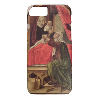 Triptych of the Madonna of the Misericordia, 1473 iPhone 8/7 Case