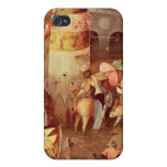 Triptych of the Temptation of St. Anthony iPhone 4/4S Cases