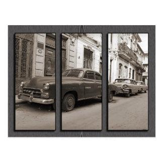Triptych Postcards