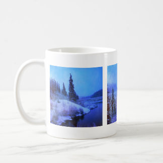 Triptych Set Coffee Mug