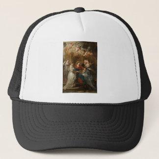 Triptych St. Idelfonso - Peter Paul Rubens Trucker Hat