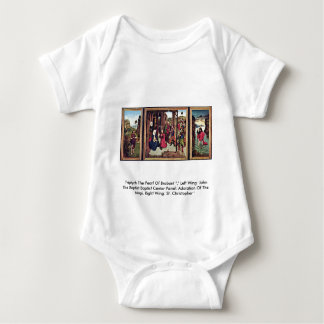 Triptych The Pearl Of Brabant T Shirt