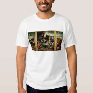 Triptych: The Temptation of St. Anthony T Shirt