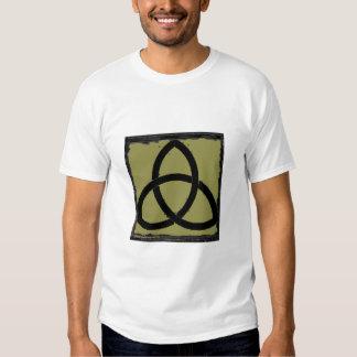triqueta yellow t-shirt