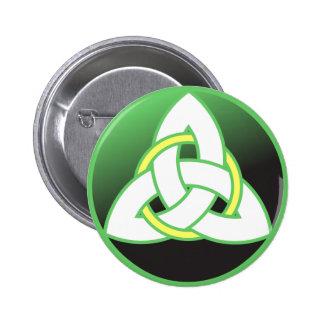 Triquetra Celtic Trinity Knot Pin