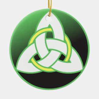 Triquetra Celtic Trinity Knot Ornaments