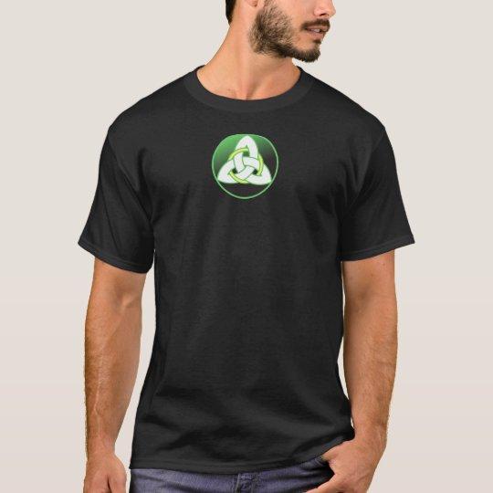 Triquetra Celtic Trinity Knot T-Shirt