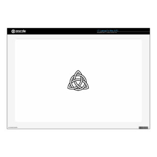 Triquetra Decal For Laptop