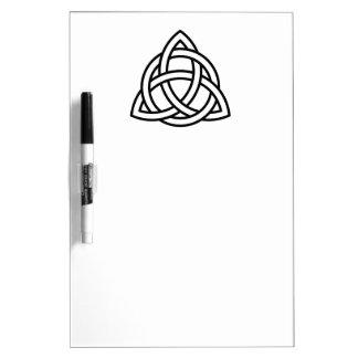Triquetra Dry-Erase Whiteboards
