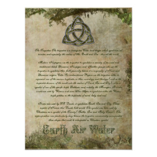 Triquetra Informational Posters