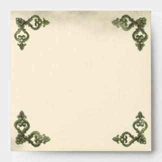 Triquetra Natural Envelopes