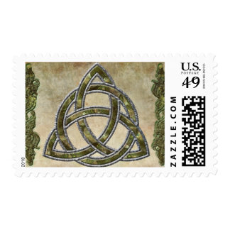 Triquetra Natural Postage