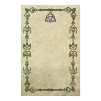 Triquetra Natural Stationery