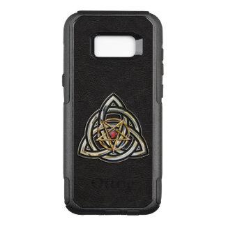 Triquetra Pentacle Triple Destiny OtterBox Commuter Samsung Galaxy S8+ Case