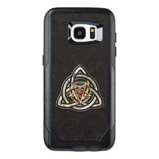 Triquetra Pentacle Triple Destiny OtterBox Samsung Galaxy S7 Edge Case