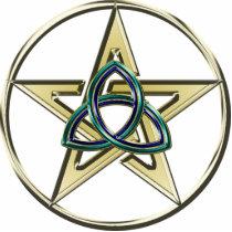 Triquetra Pentagram Ornament
