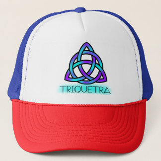 TRIQUETRA TRUCKER HAT LIMITED TIME ONLY
