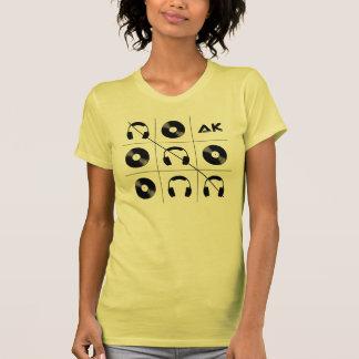 Tris Black T-Shirt